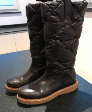 Moncler Stivale invernale bronzo