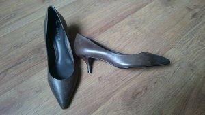 minelli Loafer marrone-marrone scuro Pelle