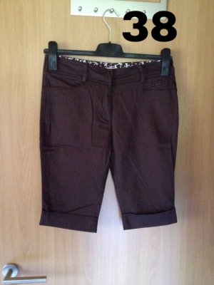 Dunkelbraune Shorts :)