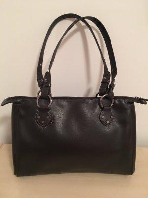 dunkelbraune Tasche von Missoni