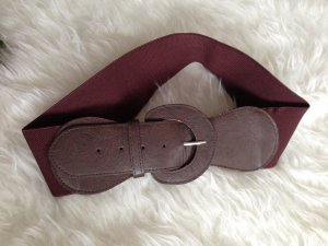Hip Belt brown red