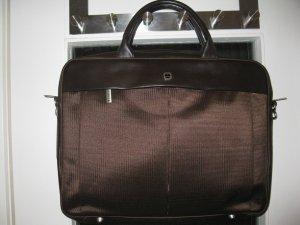 Dunkelbrauner Laptoptasche/ Businesstasche in sehr gutem Zustand