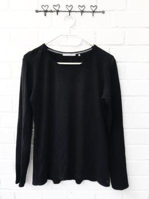 Dunkelbrauner Sweater von Cecil