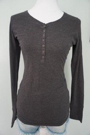 Dunkelgrau Pullover H&M Größe S