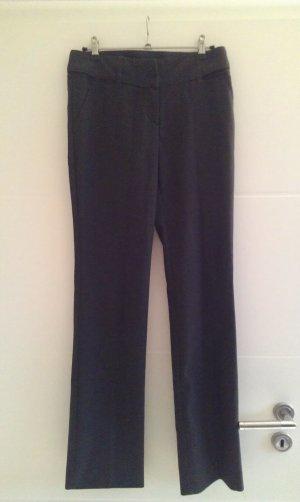dunkelgraue Anzughose/ Bundfaltenhose von Mango in Größe 34 - wie Neu!