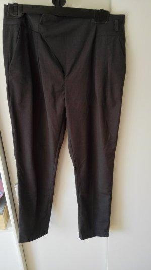 Dunkelgraue Bundfaltenhose von Zara Größe 38 M