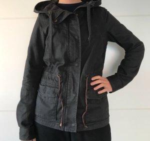 Dunkelgraue Jacke von H&M