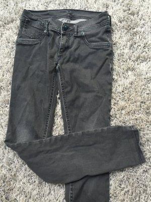 Dunkelgraue Jeans, Freesoul