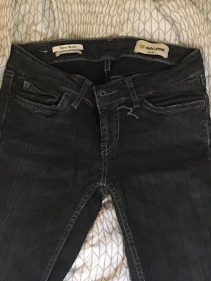 Dunkelgraue Jeans Gr. 26/32 Rich&Royal