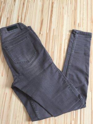 Dunkelgraue Jeans Größe:S