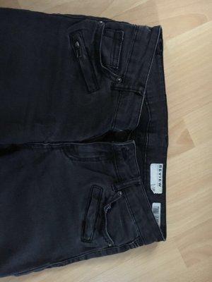 Review Jeans da motociclista nero-grigio