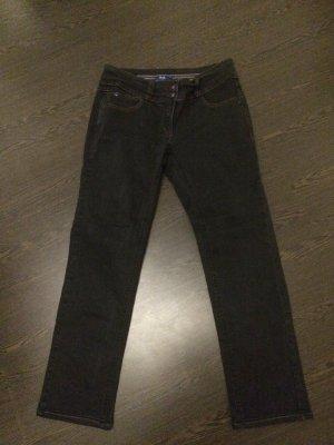 dunkelgraue Jeans von Cecil - Gr. 32