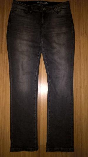 Dunkelgraue Jeans von Esprit