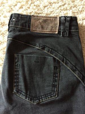 Dunkelgraue Jeans von Marc Cain in Größe 40/42