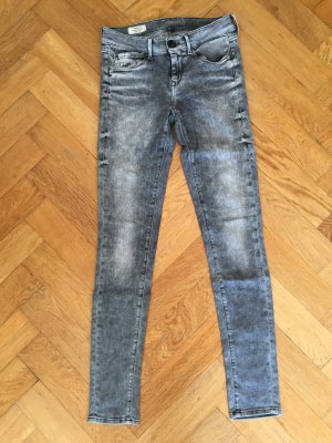 Dunkelgraue Jeans von Pepe