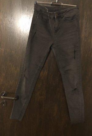 Dunkelgraue Jeans von VILA