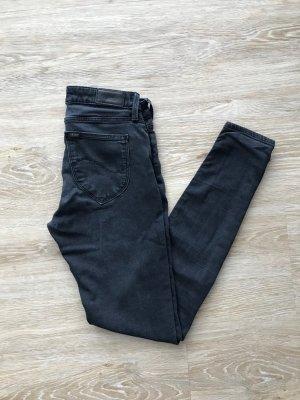 dunkelgraue Lee Jeans 28/33, Modell Jodee