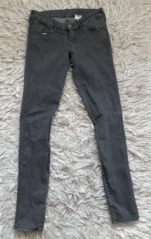 H&M Stretch Jeans multicolored