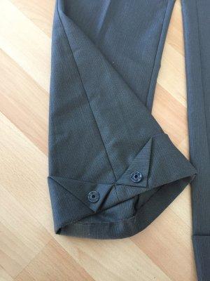 Cop Copine Marlene Trousers dark grey mixture fibre