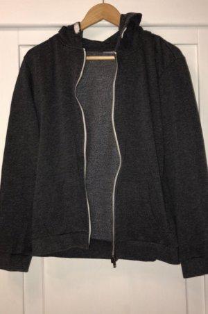 Shirt Jacket black-dark grey