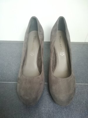 Tamaris Pumps dark grey
