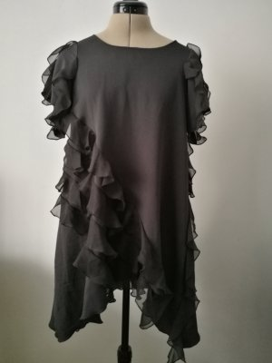 H&M Blusa larga multicolor