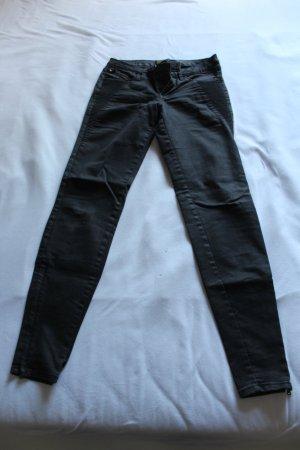 Dunkelgraue ZARA Jeans