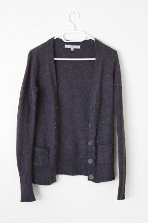 Clockhouse Coarse Knitted Jacket anthracite