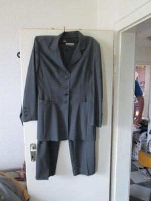 Traje de pantalón gris antracita
