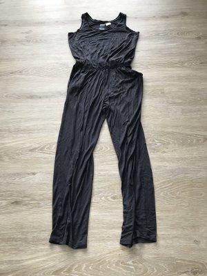 dunkelgrauer Jumpsuit von H&M