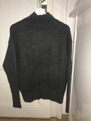 Dunkelgrauer Pullover von H&M