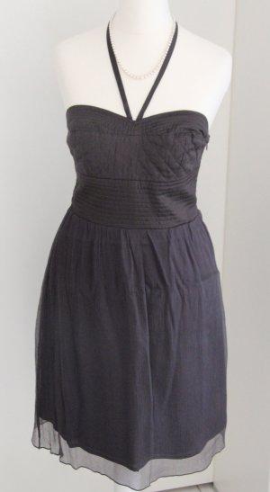 Dunkelgraues Kleid #Kookai