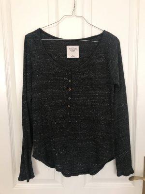Dunkelgraues Shirt in Größe M