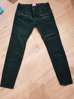 Sublevel Corduroy Trousers forest green