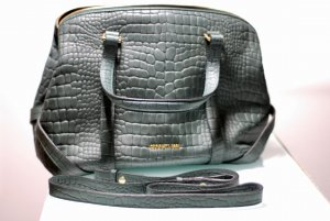 cerruti 1881 Bowling Bag multicolored leather