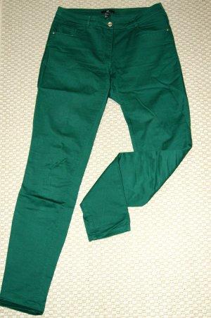 dunkelgrüne Hose H&M
