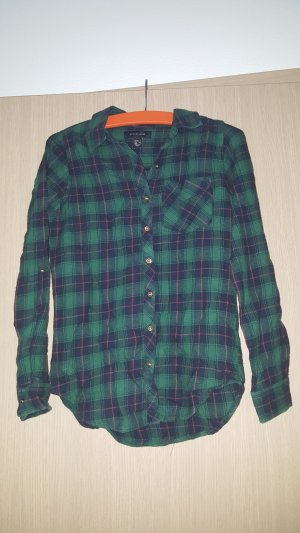 Atmosphere Flannel Shirt multicolored