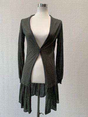 Long Jacket dark green
