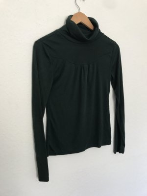 Vero Moda Turtleneck Sweater forest green-dark green