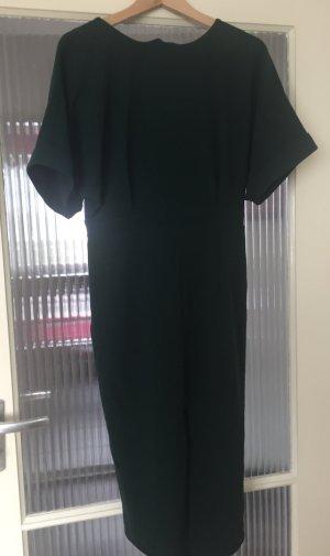 Dunkelgrünes Kleid Asos