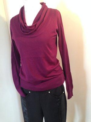 Anastacia by s.Oliver Pull tricoté violet