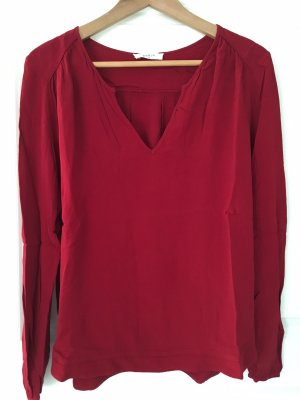 Ba&sh Blouse donkerrood