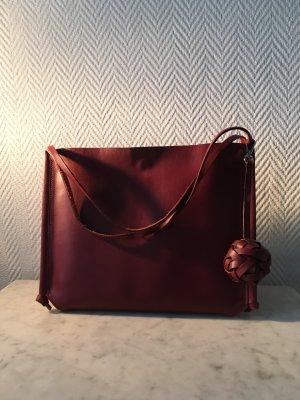 Zara Borsa shopper multicolore Pelle