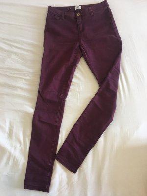 Vero Moda Tube Jeans blackberry-red