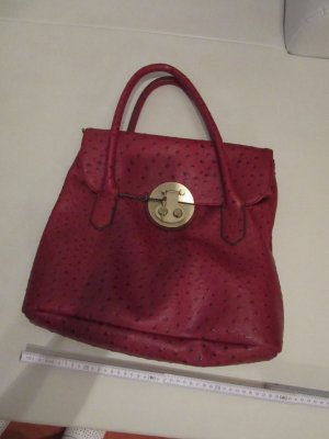 Carry Bag dark red