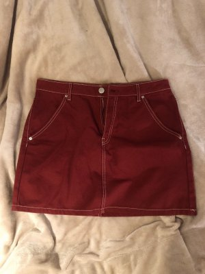 H&M Miniskirt multicolored