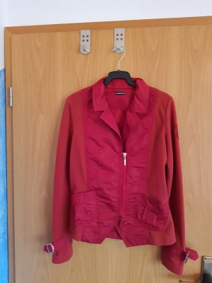 Airfield Jacket dark red