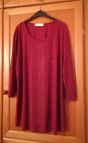 Couture Line Tuniekblouse donkerrood