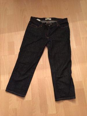 Dunkle 3/4 Jeans von Benetton