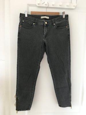 Mango 7/8-jeans veelkleurig